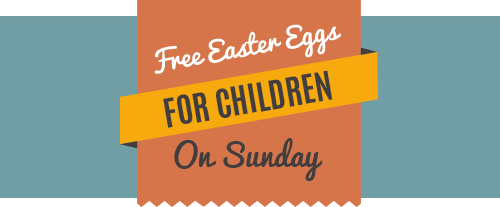 Free Easter Eggs for Children