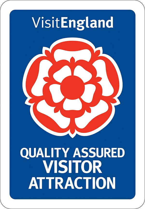 Quality Assured Visitor Attraction Logo