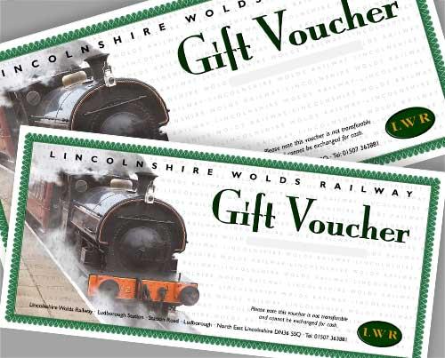 LWR Gift Vouchers