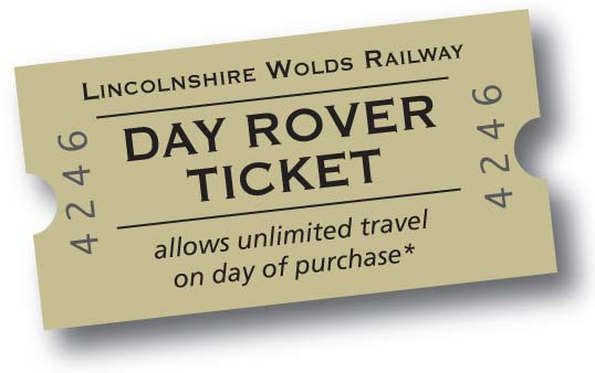 Day Rover Ticket
