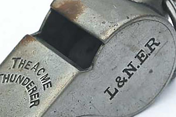 L&NER whistle