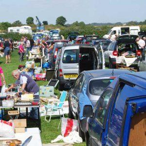 Car Boot Sales coming up at Ludborough station