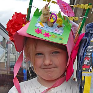 Easter Bonnet Winner