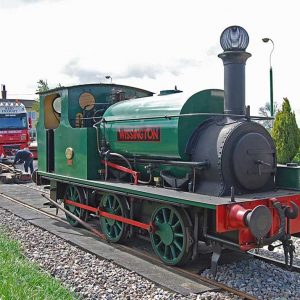 Wissington arrives at the LWR!