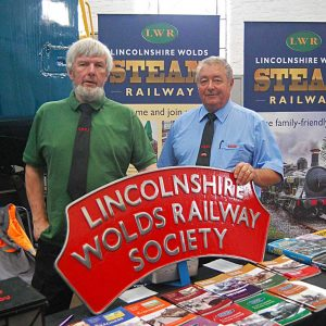 LWRS at Barrow Hill Gala