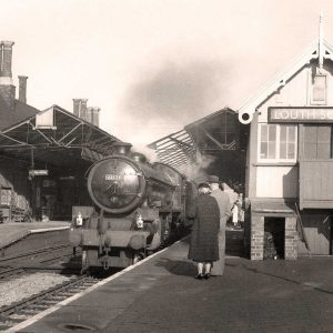 Louth – a Lincolnshire Railway Centre