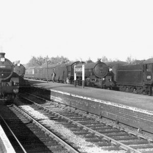 Railway Talk at New Bolingbroke