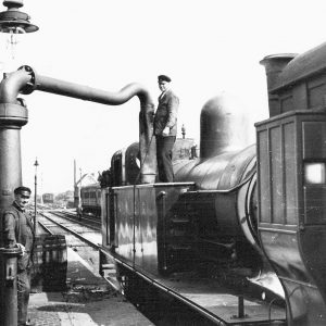 Railway talk at Mablethorpe Library