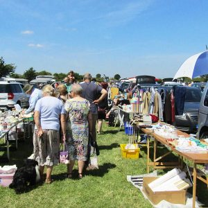 More Car Boot Sales at Ludborough station
