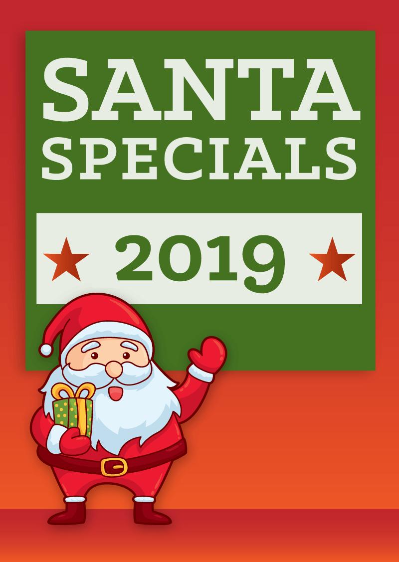 Christmas Specials 2019.Santa Special Tickets