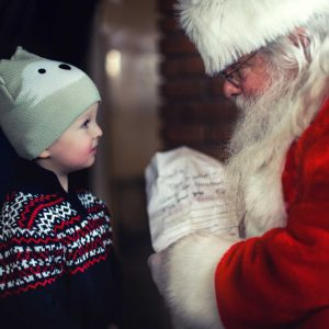 Book early for Santa!