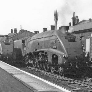 New book on the railways of Grantham