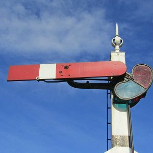 Railway signals the way forward