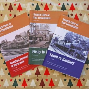 Great gift idea for railway lovers!