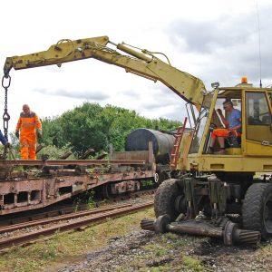 The rail thing